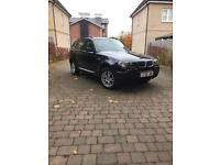 BMW X3 3.0D, full service history, low mileage !