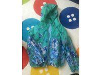 MONCLER jacket for girls size 6
