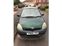 Toyota Yaris-very cheap and good condition