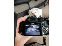 Finepix HS10 x30 digital camera