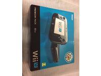 Nintendo Wii U Premium Black 32GB Boxed