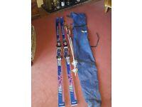 Lovely vintage Rossignol Ski's