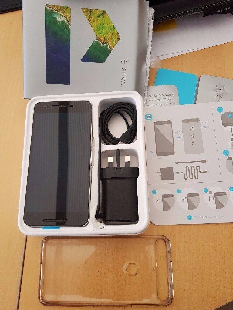 Nexus 6p 64gig silver UNLOCKED