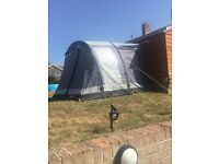 Kampa Travel Pod Trip Air Dive-away Campervan Awning for sale  Peacehaven, East Sussex