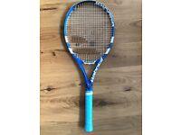 Babolat Pure Drive Lite GT Tennis Racket. Grip 1. New Restring