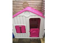 Wendy/play house