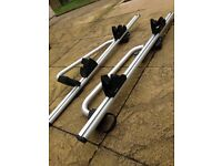 Original BMW Touring Cycle Carriers x 2