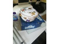 Royal Worcester oven to tableware
