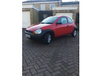 Ford Ka 1.3 one owner from new 19000 miles genuine