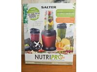Nutripro 1000 smoothy maker