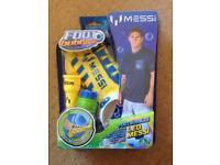 Messi Foot Bubbles - brand new!