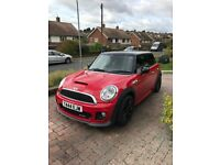 Immaculate condition Mini fJCW Chili Red for sale - 42.5k miles.