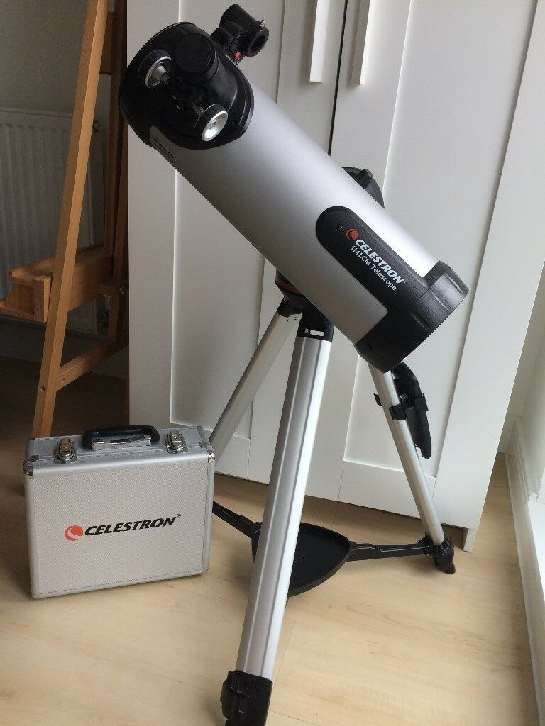Celestron telescope with eyepiece kit, open to offers!