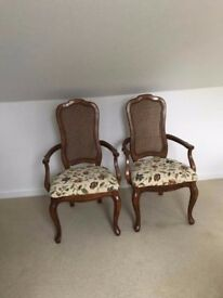 2 Fantastic chairs in great condition