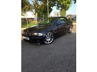 BMW M3 E46 Convertible, Manual with Hardtop