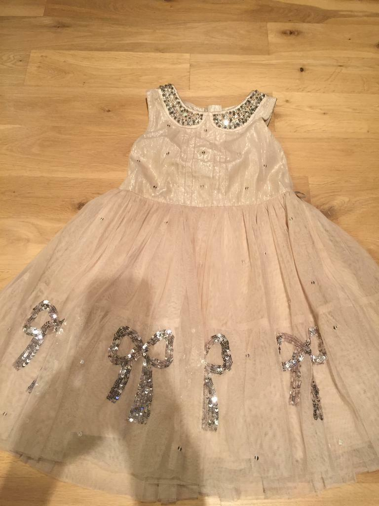 Beautiful party dress. Aged 5. Next