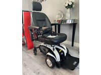 Electric Wheelchair, Travelux Venture Compact Elevating Power Chair, Free delivey available