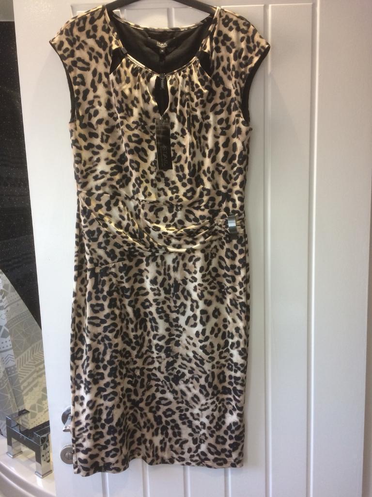 Starr by Julian Macdonald dress size 14 new