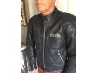 Leather Motorcycle Jacket Gericke