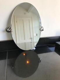 Bathroom mirror 30cm by 45cm