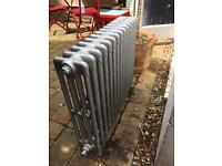 Traditional 4 Column cast Iron Radiator