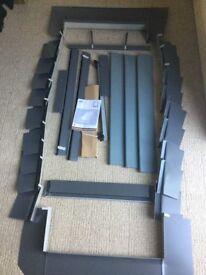 Roof light flashing size 55x78cm (Dakea)