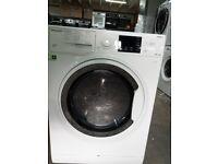 hotpoint washing & dryer 9kg drdg963wukn-wh (ex display) #249