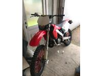 Honda cr 125 road legal. Rm Kx Yz ktm learner legal