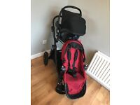 Baby Jogger Select Travel system