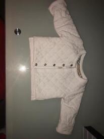 Baby Burberry coat