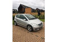 2006 Mercedes A200 CDI Automatic Avantgarde 55k miles. Spare and Repair