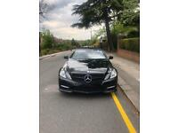 Mercedes-Benz E Class 1.8 E250 BlueEFFICIENCY Sport Edition 125 Cabriolet 7G-Tronic Plus Ulez Exempt for sale  Harrow, London