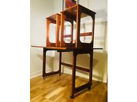 Cards table - Teak - Vintage