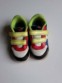 Nike Trainers infant UK 7.5