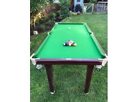 Riley Pool Table - kids size