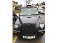 LTI TX4 2008 57 Reg London Black Taxi