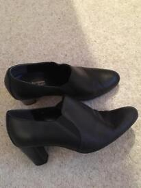 Marks and spencer Black Footglove shoes