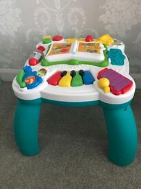 Leapfrog Activity Table- Baby / Toddler
