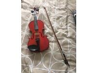 Skylask Violin with case!