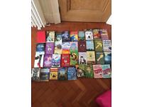 Selection of 36 children's and teen books