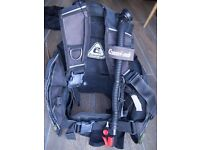 Cressi-Sub BCD/buoyancy control device/stab jacket (diving equipment)