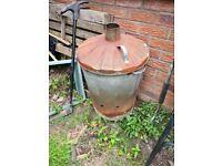 Garden Fire Pit Incinerator