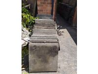Solid Paving Slabs