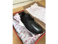 Gents Kickers Leather Shoes. Size 10. Brand New & Boxed