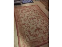 Laura Ashley Malmaison burnt sienna rug