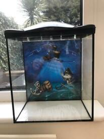 Glass Aquarium Fish Tank