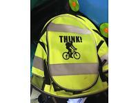 Cycling rucksack