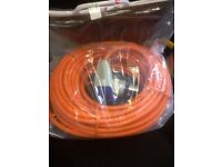16 amp caravan hook-up cable
