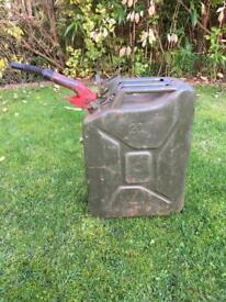 Old Jerry can
