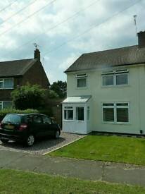 Three bedroom house Chelmsford